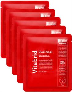 Vitabrid C12 Peptibrid Age-Defying Firming Dual Mask