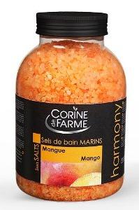Corine De Farme Mangós Hidratáló Tengeri Fürdősó
