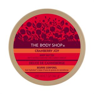 The Body Shop Vörösáfonyás Testvaj