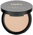 Delia Cosmetics Matt Pressed Powder