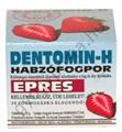 Dentomin-H Habzófogpor Epres