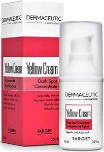 Dermaceutic Skin Tone Brightener Yellow Cream