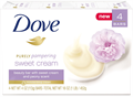 Dove Purely Pampering Sweet Cream & Peony Szappan