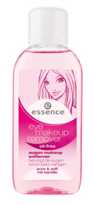 Essence Eye Makeup Remover Oil Free
