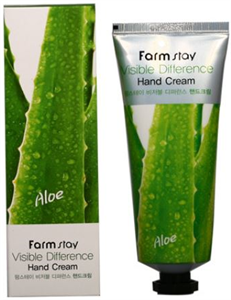 Farm Stay Visible Difference Hand Cream Aloe