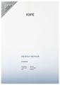 IOPE Derma Repair 0 Mask