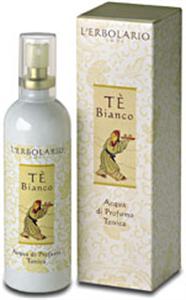 L'Erbolario Fehér Tea Parfüm