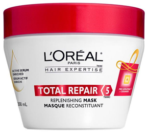 L'Oreal Paris Elvital Total Repair 5 Hajpakolás