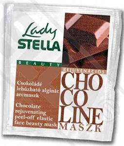 Lady Stella Csokoládé Rejuvenációs Lehúzható Alginát Pormaszk