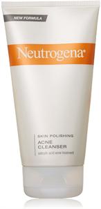Neutrogena Skin Polishing Acne Cleanser
