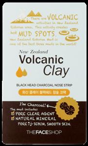 Thefaceshop New Zealand Volcanic Clay Mitesszer Eltávolító Tapasz