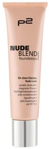 p2 Nude Blend Foundation