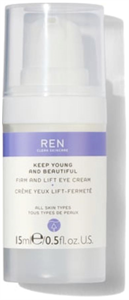 REN Clean Skincare Keep Young Firm And Lift Eye Cream