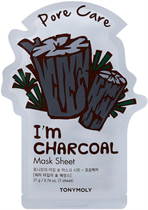 Tonymoly I'm Charcoal Mask Sheet
