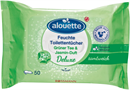 alouette Deluxe Nedves Toalettpapír Zöld Tea & Jázmin Illattal