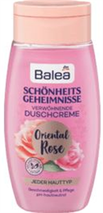 Balea Schönheitsgeheimnisse Oriental Rose Tusfürdő