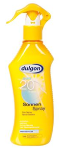 Dulgon Sonnen Spray SPF20