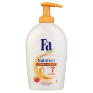 Fa Nutri Skin Intensively Caring Őszibarack Folyékony Krémszappan