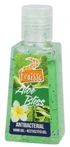Fruisse Antibakteriális Kéztiszító Gél Aloe Bliss