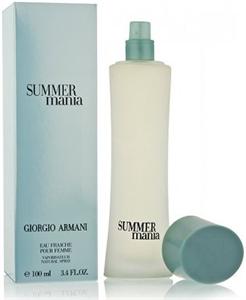 Giorgio Armani Summer Mania Eau Fraiche Pour Femme