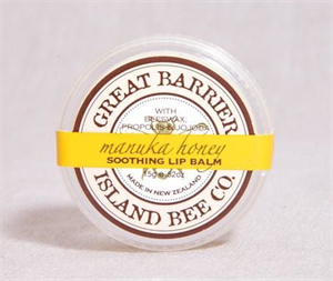 Great Barrier Island Bee Co. Manuka Honey Soothing Lip Balm