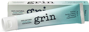 Grin 100% Natural Toothpaste