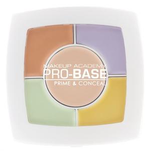 Makeup Academy Pro Base Prime & Conceal Palette