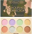 MakeUp Revolution Camouflage Corrector Paletta