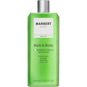Marbert Bath & Body Shower Gel Kiwi & Guave