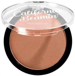 NYX Professional Makeup California Beamin' Face & Body Bronzer Kompakt Bronzosító