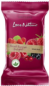 Oriflame Love Nature Forest Berries Delight Szappan