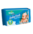 Pampers Baby Fresh Törlőkendő