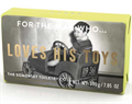The Somerset Toiletry Company For The Man Who... Loves His Toys Retro Szappan