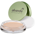 Alverde Make-Up Cream To Powder Compact Foundation