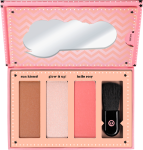 Essence How To Make Your Face Glow Make Up Box