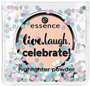 Essence Live.Laugh.Celebrate! Highlighter Powder