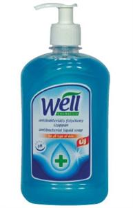 Well Antibakteriális Folyékony Szappan