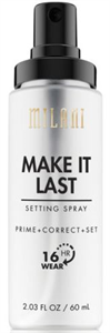 Milani Make It Last Fixáló Spray