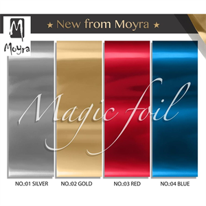 Moyra Magic Foil Körömfólia