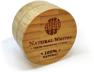 Natural Whites Fogfehérítő Por
