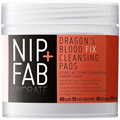 Nip + Fab Dragon's Blood Fix Cleansing Pads