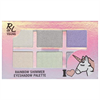 RdeL Young I Love Unicorns Rainbow Shimmer Eyeshadow Palette