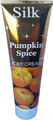 Silk Pumpkin Spice Body Cream