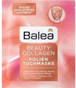 Balea Beauty Collagen Fóliás Fátyolmaszk