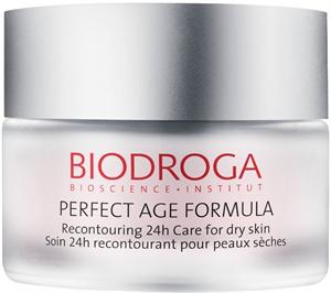 Biodroga Perfect Age Formula Recontouring 24H Care - Dry Skin