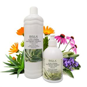 Biola Aloe & Herbs Folyékony Szappan