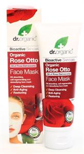 Dr. Organic Bio Rózsa Arcpakolás