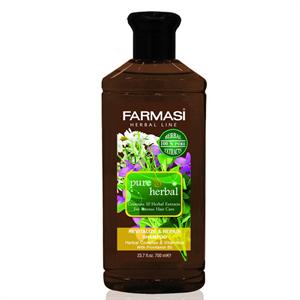 Farmasi Pure Herbal Revitalizáló Sampon Vitamin Komplex-szel