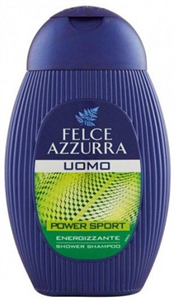 Felce Azzurra Uomo Power Sport Tusfürdő és Sampon