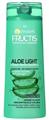 Garnier Fructis Aloe Light Sampon Vékonyszálú Hajra